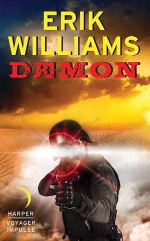 Demon book image