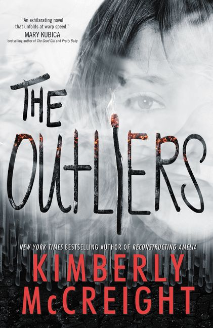 The Outliers Kimberly Mccreight Hardcover