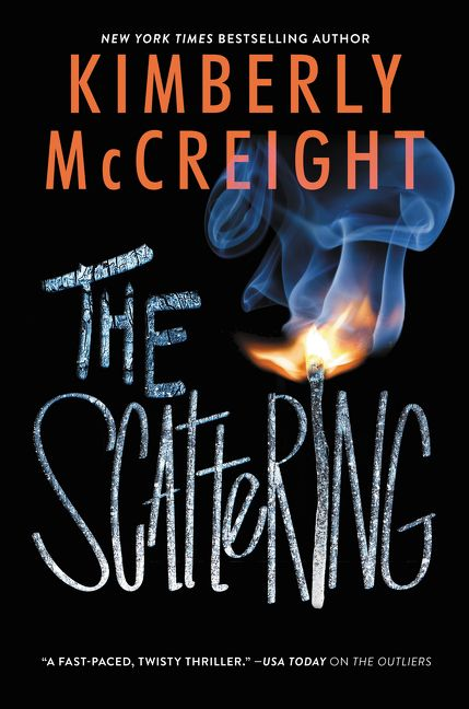 the scattering kimberly mccreight hardcover