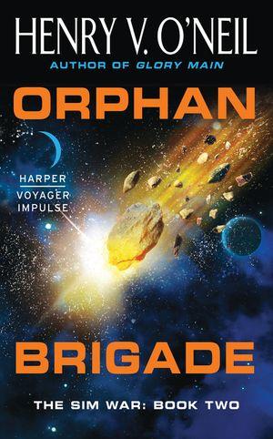 Orphan Brigade book image