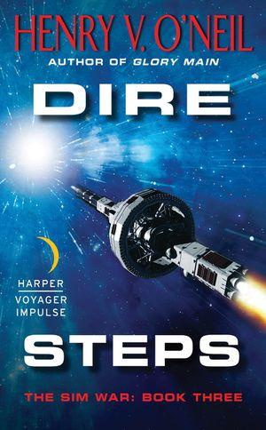 Dire Steps book image