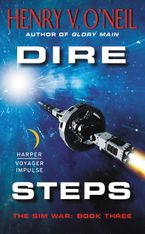 Dire Steps Paperback  by Henry  V. O'Neil