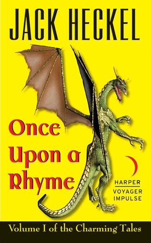 Once Upon a Rhyme book image