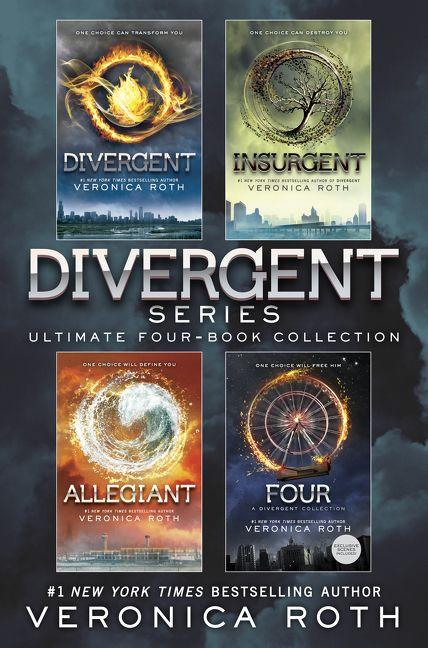 divergent four book - photo #7