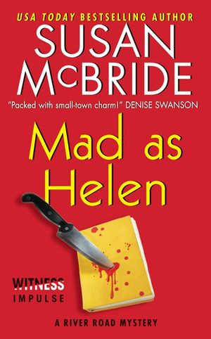 Mad as Helen book image