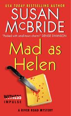 Mad as Helen Paperback  by Susan McBride