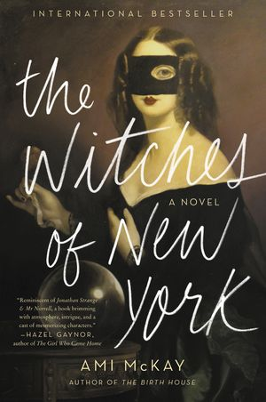 The Witches of New York book image