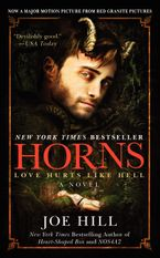 Horns Movie Tie-in Edition Paperback  by Joe Hill