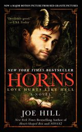 Horns Movie Tie-in Edition