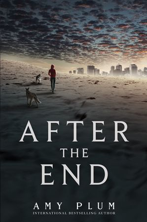 AFTER THE END (INTERNATIONAL EDITION)  Paperback  by Amy Plum