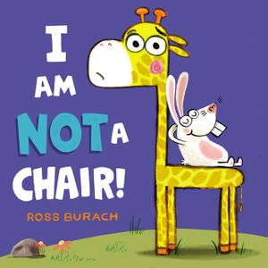 I Am Not a Chair! book image