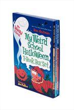 My Weird School Halloween 3-Book Box Set Paperback  by Dan Gutman