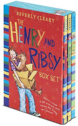 The Henry and Ribsy Box Set
