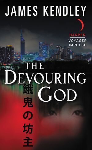 The Devouring God book image