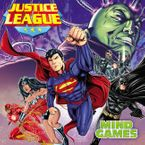 Justice League Classic: Mind Games Paperback  by Delphine Finnegan
