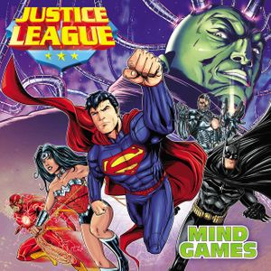 Justice League Classic: Mind Games book image