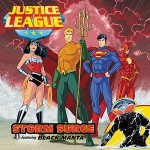 Justice League Classic: Storm Surge book image