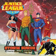 Justice League Classic: Storm Surge