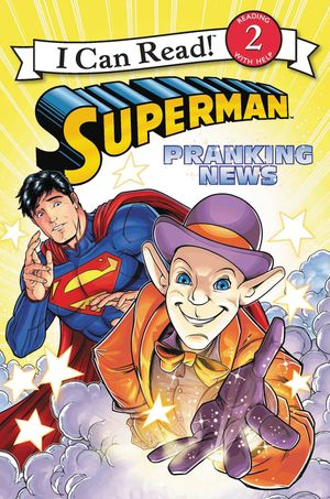 Superman Classic: Pranking News book image