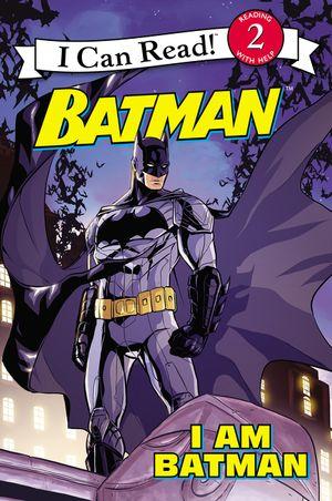Batman Classic: I Am Batman book image
