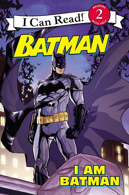 batman classic  i am batman - delphine finnegan