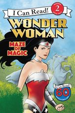 Wonder Woman Classic: Maze of Magic