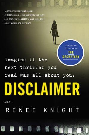 Disclaimer - Renée Knight - E-book