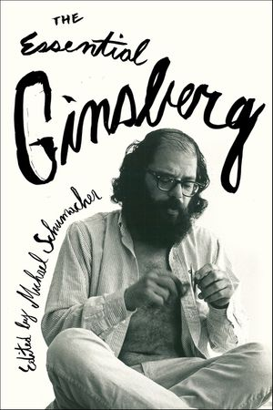 The Essential Ginsberg book image