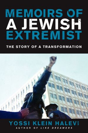 Memoirs of a Jewish Extremist book image