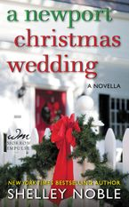 A Newport Christmas Wedding Paperback  by Shelley Noble