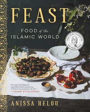 Feast book image
