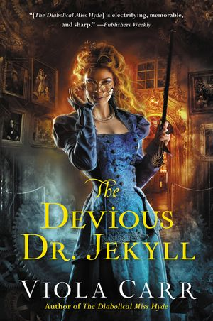 The Devious Dr. Jekyll book image