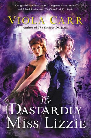 The Dastardly Miss Lizzie book image