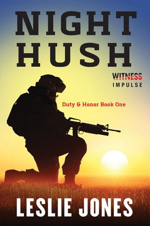 Night Hush book image