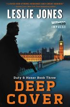 Deep Cover Paperback  by Leslie Jones