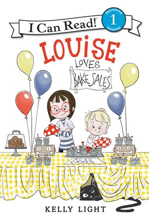 Louise Loves Bake Sales book image