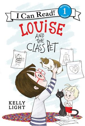 Louise and the Class Pet book image