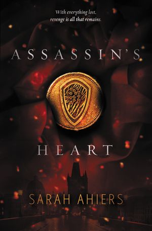 Assassin's Heart book image