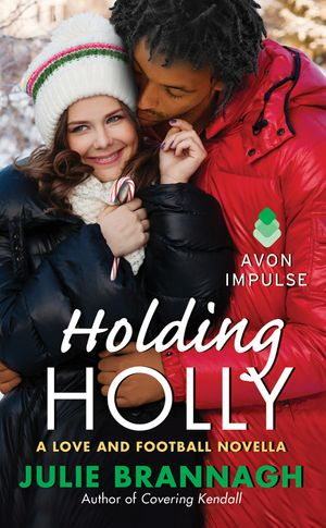 Holding Holly book image