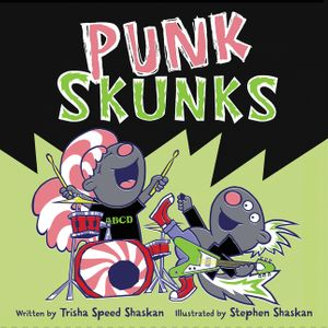 Punk Skunks book image
