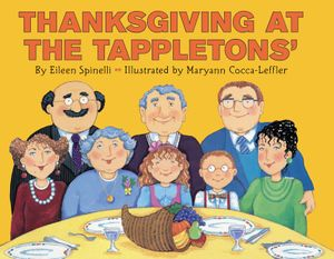 Thanksgiving at the Tappletons' book image