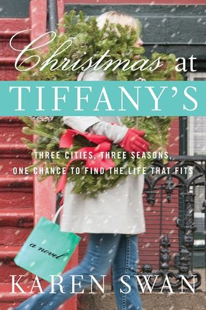 Christmas at Tiffany's book image