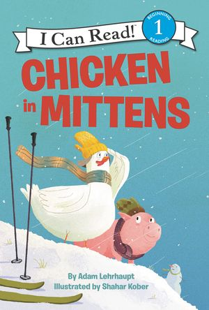 Chicken in Mittens book image