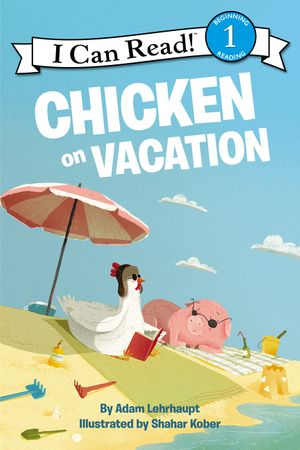 Chicken on Vacation book image
