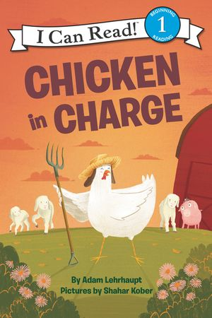 Chicken in Charge book image