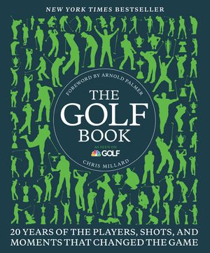 The Golf Book book image
