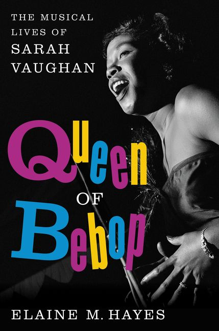 Queen of bebop elaine m hayes e book enlarge book cover fandeluxe