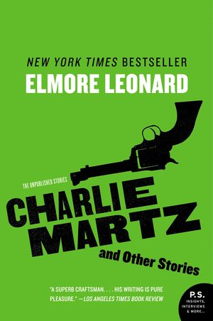 Charlie Martz and Other Stories book image