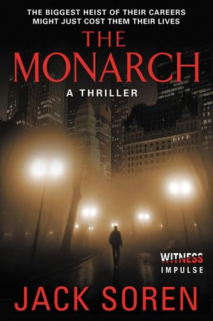 The Monarch book image