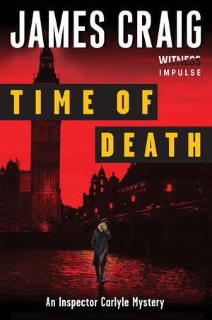 Time of Death book image